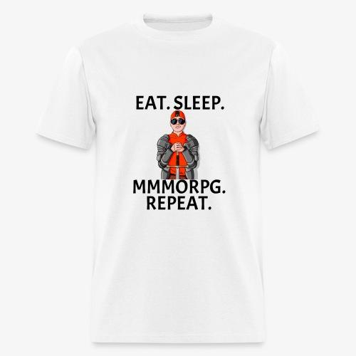 GRM Adrian MMORPG Mantra - Men's T-Shirt