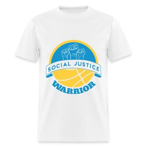 SJW - 2 - Men's T-Shirt