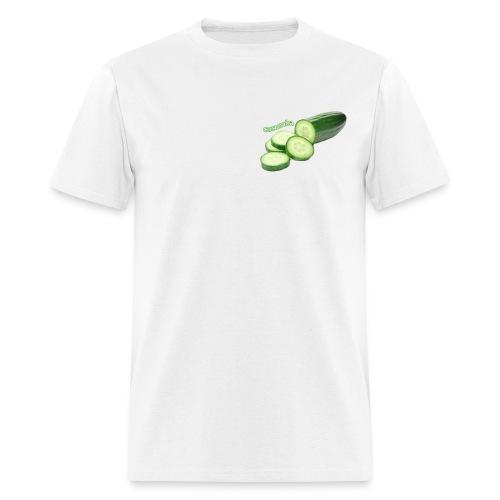 cucumba - Men's T-Shirt