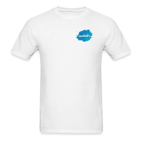 coadvntr blue - Men's T-Shirt