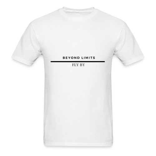 BEYOND LIMITS FLYBY - Men's T-Shirt