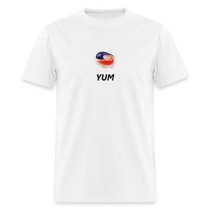 tide® pod yum - Men's T-Shirt