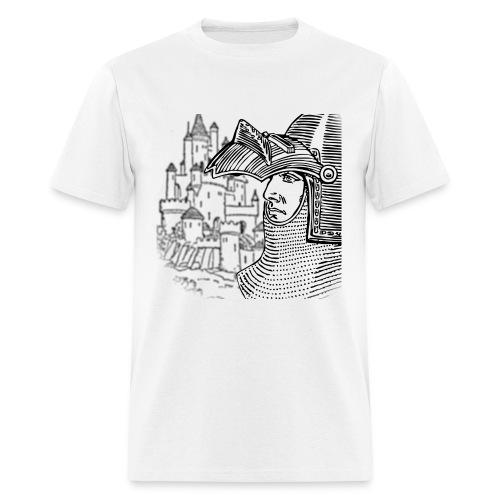 Lochivar's Bride - Young Lochinvar - Men's T-Shirt