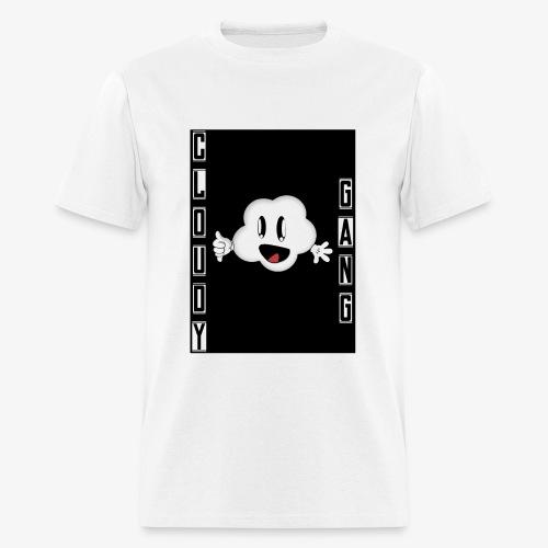 cloudy gang (2nd Mens edition) - Men's T-Shirt