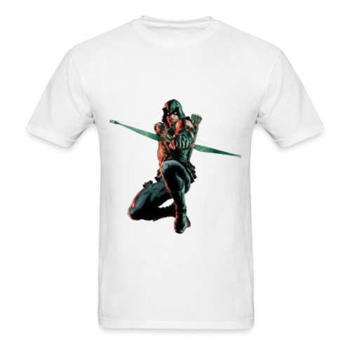 Green Arrow T-shirt - Men's T-Shirt