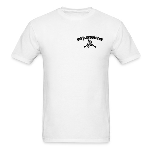 mvp scooterss - Men's T-Shirt