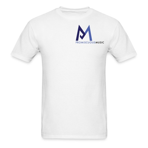 new pm blue - Men's T-Shirt