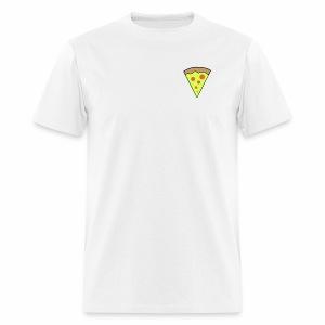pizza icon - T-shirt pour hommes