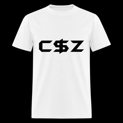 C$Z Black - Men's T-Shirt