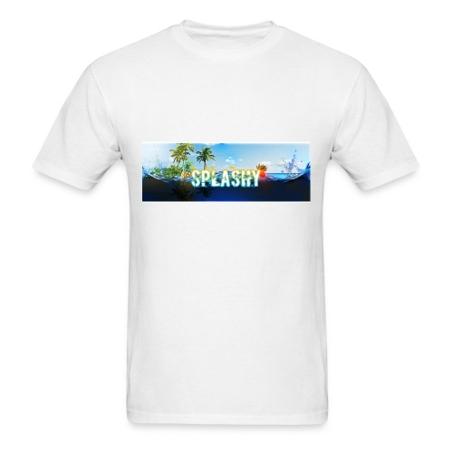 SPLASHY DROWNING OCEAN - Men's T-Shirt