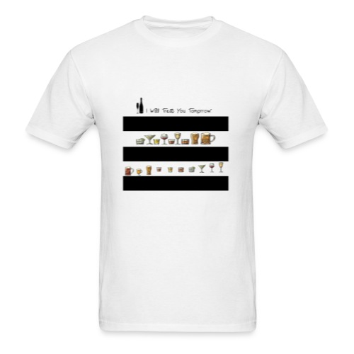 high today tee - Men's T-Shirt