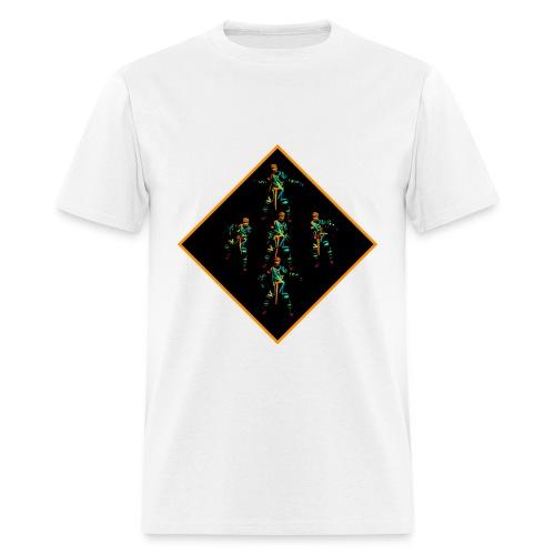 Dancing Rave Mummy - Men's T-Shirt