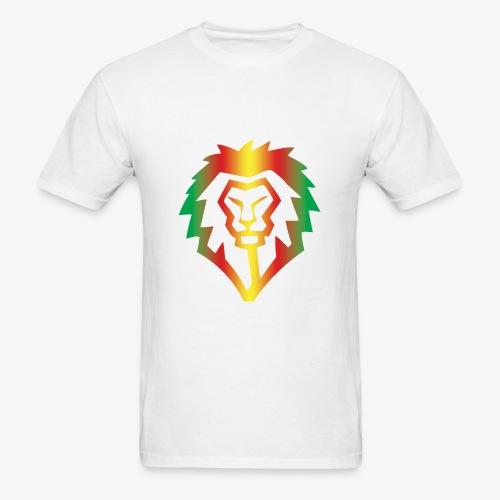 Obey Iconics Lion Rastafarian - Men's T-Shirt