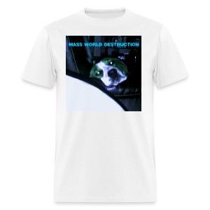 Mass World Depression - Men's T-Shirt