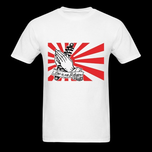 JDM-LowIsMyReligion - Men's T-Shirt