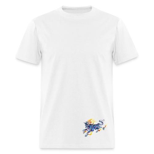 Phoenix Wolf - Men's T-Shirt