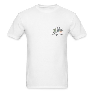 succulents - Men's T-Shirt