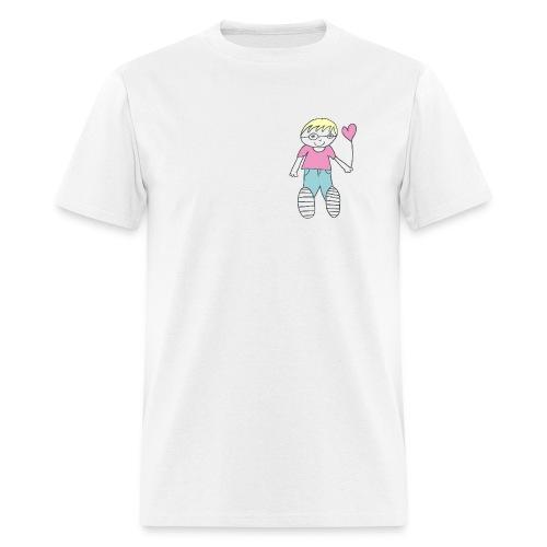 Child in love - Men's T-Shirt