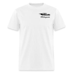 CCImports Logo - Men's T-Shirt