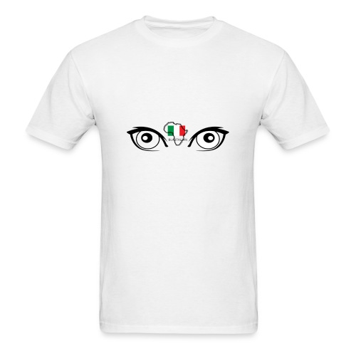 blatalian eyes - Men's T-Shirt