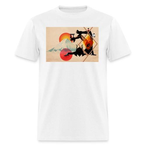 Japaned - Men's T-Shirt
