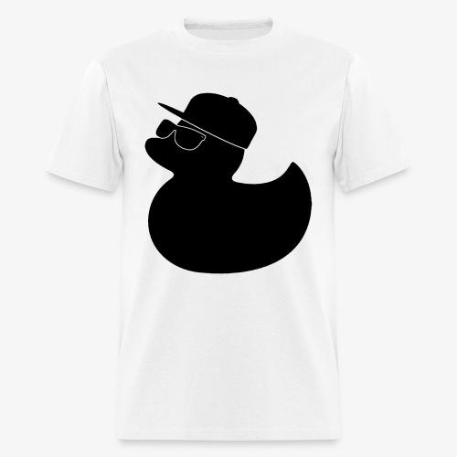 fekete koervonal ne lkuel - Men's T-Shirt