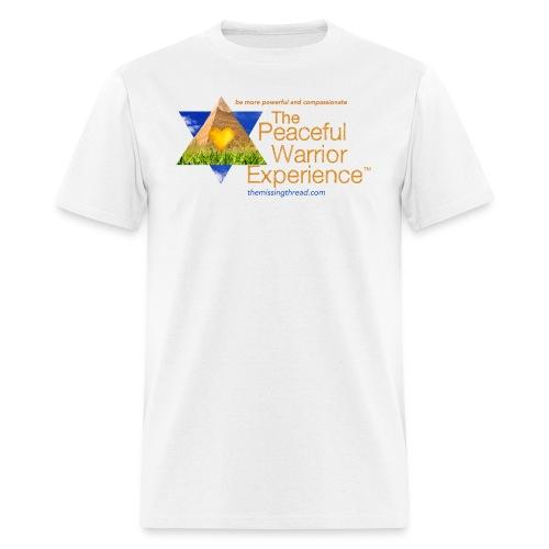 The Peaceful Warrior Experience t-shirt 1 - Men's T-Shirt