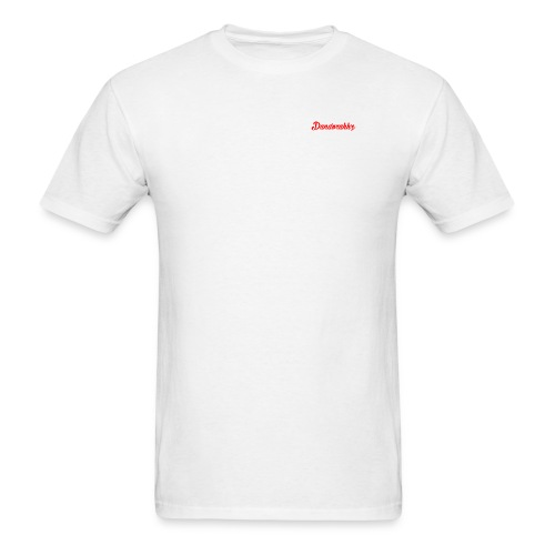 Logo Red - Men's T-Shirt