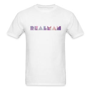 REALMAN Merch - Men's T-Shirt