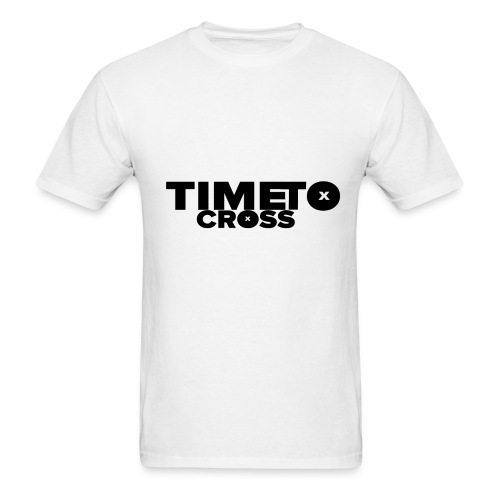 Time to cross - Men's T-Shirt