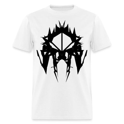LOGO 1_invert - Men's T-Shirt
