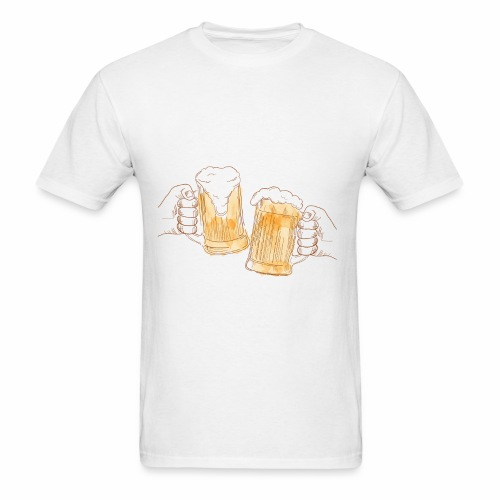 Beer Party - Men's T-Shirt