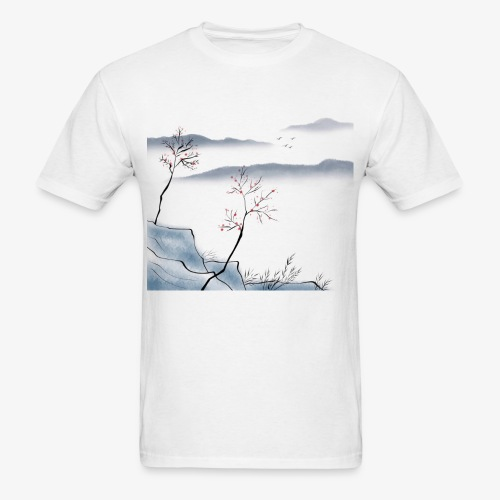 CHina - Men's T-Shirt