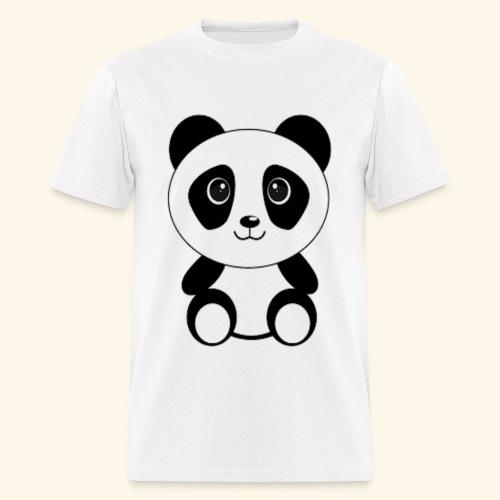 PANDA GENTIL - Men's T-Shirt