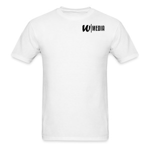 Logo 2 Black - Men's T-Shirt
