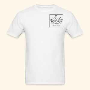 Savage Crown - Men's T-Shirt