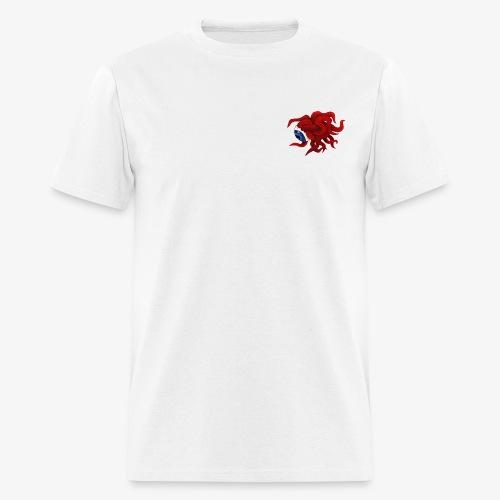Tentacle Monster - Men's T-Shirt