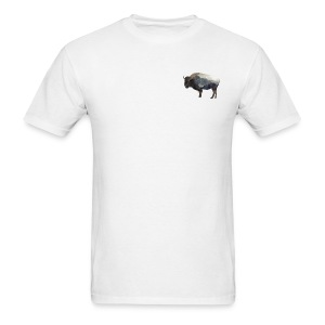 Buffalo Design - Men's T-Shirt