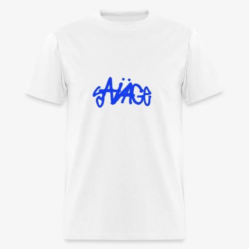 Savage Blue - Men's T-Shirt