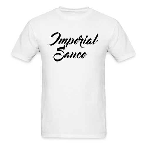 IS Logo - Men's T-Shirt