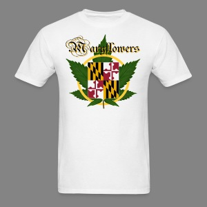 Maryflowers - Men's T-Shirt