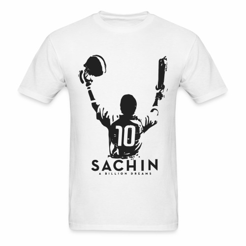 SACHIN- A billion dreams - Men's T-Shirt