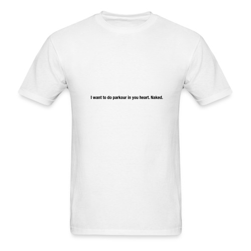 Parkour Tee - Men's T-Shirt