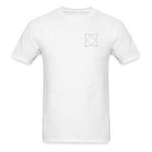 haxe logo outline - Men's T-Shirt