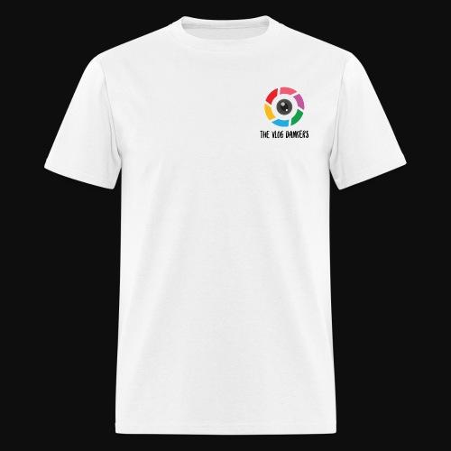 Vlog Dankers Camera Design - Men's T-Shirt