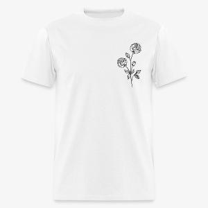 Rose   X - Men's T-Shirt
