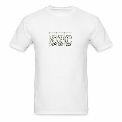 staff another cone - Men's T-Shirt