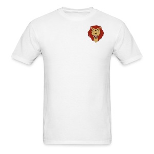 Lion FX Heart - Men's T-Shirt