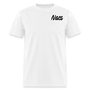 Nacs Letters - Men's T-Shirt