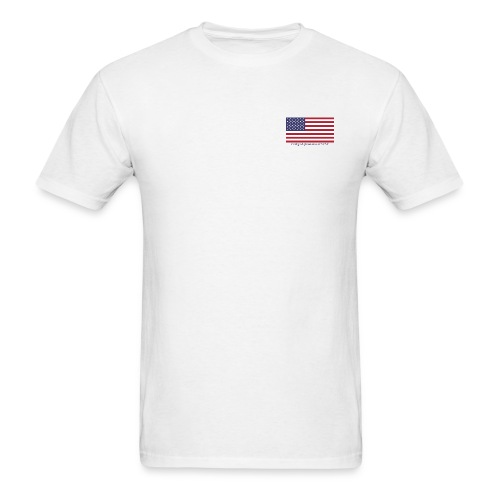 America First UCSC - Men's T-Shirt
